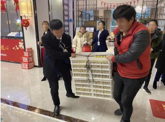 103斤鸡蛋被掂走了,但是现金红包还在继续免费送